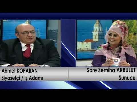 Gerçeklerle Yüz Yüze Ahmet Koparan 04 11 2017