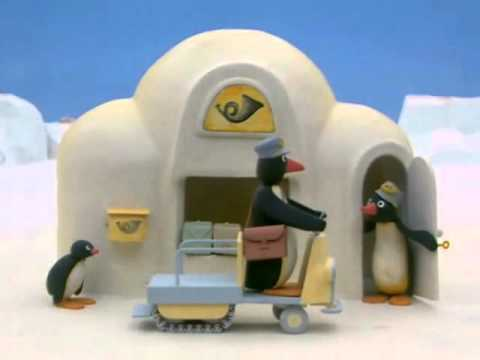Pingu: Pingu Helps Deliver the Mail