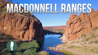 MacDonnell Ranges in 4K, Northern Territory, Australia