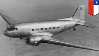 名門サッカークラブ乗せ失踪の飛行機を54年ぶり発見