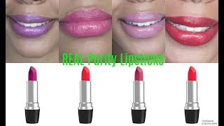 HEY, DOLLS READ ME!Purchase Real Purity Here (Non-affiliate Links)Samples:http://www.realpurity.com/samples.html?product_area=409Full Size:http://www.realpurity.com/real-purity-cosmetics/real-purity-lipsticks.html?p=2Laws Of Nature Foundation: http://www.lawsofnaturecosmetics.com/store/p2/foxy-finish-mineral-creme-foundation (NOT AN AFFILIATE LINK) **COUPON CODE: MALIKA 20% -I'M NOT RECEIVING COMMISSION, This code is for your use as well as mine.Outre Half Wig Dominican Blowout Relaxed https://www.youtube.com/watch?v=h762t...Juice Beauty Review: https://www.youtube.com/watch?v=lrC64...Glory Boon Brow Pomade: https://www.youtube.com/watch?v=kLHM4...Honest beauty Unboxing: https://www.youtube.com/watch?v=eXBqK...Why I went green with beauty/body: https://www.youtube.com/watch?v=Fb1h7...Let's stay Connected!! Social Media Instagram&Snapchat@Malikalovesshttps://www.instagram.com/malikalovess/Google Plus:https://plus.google.com/+MalikaLoveSubscribe:https://www.youtube.com/channel/UCICL...For business only:Bookmalikalove@gmail.com!!!!!!!Currently, I have no P.O. BOX !!!!!!!Want to do a video collaboration?Contact me via any of my social media outlets or email.Try Honest Beauty: https://www.honestbeauty.com/?share=9... (REFERRAL link) Have you tried ebates? join now and get money back when you sign up through my referral link! (REFERRAL Link)http://www.ebates.com/rf.do?referreri...(FTC Disclaimer: This video is not sponsored, all views are my own. I purchased all products with my own money unless otherwise specified in the upper description or in the video. Links that are affiliate links will be stated in quotation marks by the links. If there is an affiliate link that means that I receive a small commission when you purchase through my link. All my links are safe. I would never put up affiliate links without allowing you to know. This also goes for coupon codes. However, some coupon codes I provide do not provide me with a commission and I will always state if they do or don't by the coupon code. Some companies give you coupon codes, as Laws Of Nature Cosmetics did for me (MALIKA) but did not offer me any commission, they only allowed me to use the code to get the same percentage off you get, when purchasing their products. Thank you for reading this and continuing to support me.)Music: How you say my name By Auhnesty