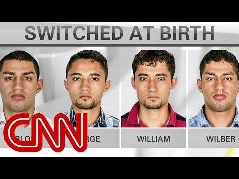 2 Sets Of Identical Twins Switched At Birth Reunite