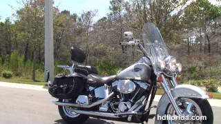 9. Used 2005 Harley Davidson Heritage Softail Classic Motorcycles for sale