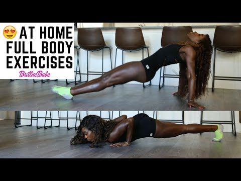 QUICK FAT BURNER  AT HOME FULL BODY WORKOUT!!!