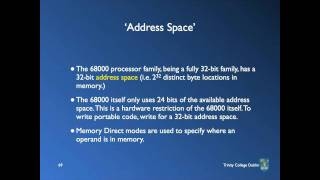 Microprocessor Systems - Lecture 7