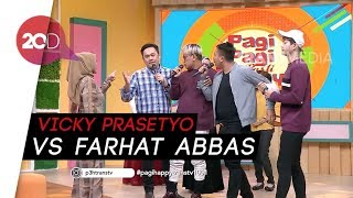 Video Ribut dengan Vicky Prasetyo, Farhat Abbas Lapor Polisi! MP3, 3GP, MP4, WEBM, AVI, FLV Oktober 2018