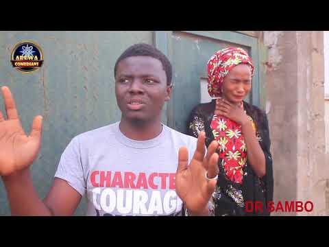 Kalli Abunda Yayi Mata (Dr Sambo) - Arewa Comedians