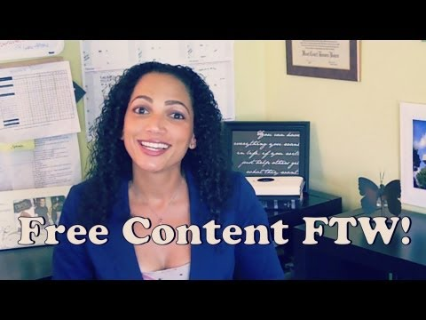Free Content - Link mentioned: http://marleeward.com/free-content/ Get more from Marlee: http://marleeward.com http://youtube.com/marleewarddotcom // DOWNLOAD MY FREE TWITT...