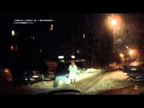 Маленький женский конфликт (видео)
