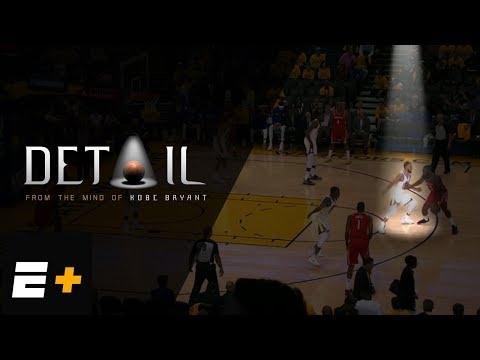 Kobe Bryant shows how Steph Curry should defend against Rockets   'Detail' Excerpt   ESPN