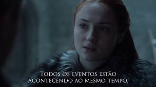 WinterIsHere #GameofThrones #GoTS7 Acompanhe a HBO Brasil: HBO Facebook: https://www.facebook.com/HBOBR/ HBO Twitter: ...