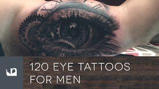 Video 120 Eye Tattoos For Men MP3, 3GP, MP4, WEBM, AVI, FLV Juni 2018