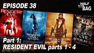 Video Half in the Bag Episode 38: Resident Evil series Part 1 MP3, 3GP, MP4, WEBM, AVI, FLV April 2018