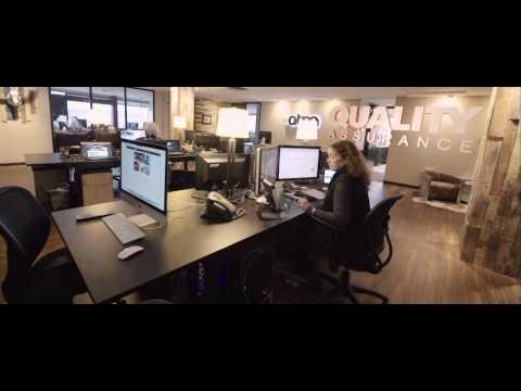 ATM Studio Tour (видео)