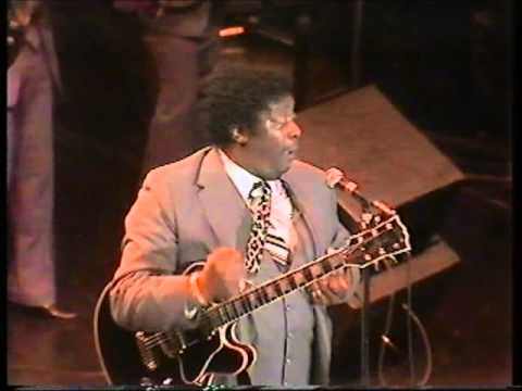 B.B King - Hummingbird