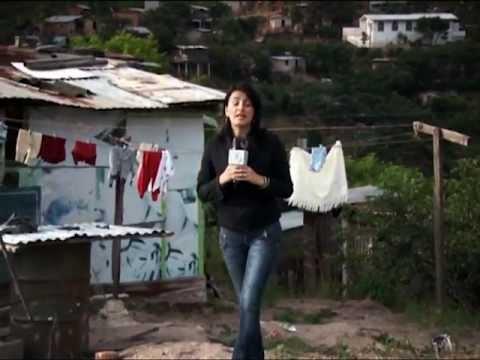 SERIE POBREZA EN HONDURAS PARTE 1, 2012 / CESIA MEJIA
