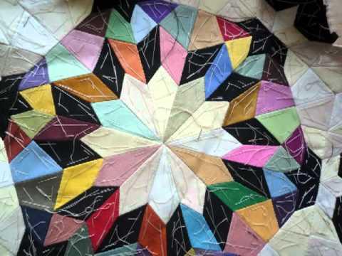 patchwork - motivo geometrico fantasia