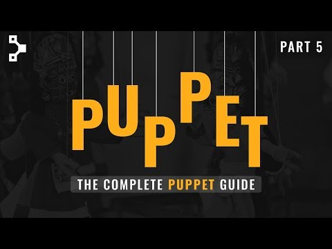 Introduction To Puppet | The NodeJS \u0026 Nginx Manifest | Part 5 | Eduonix