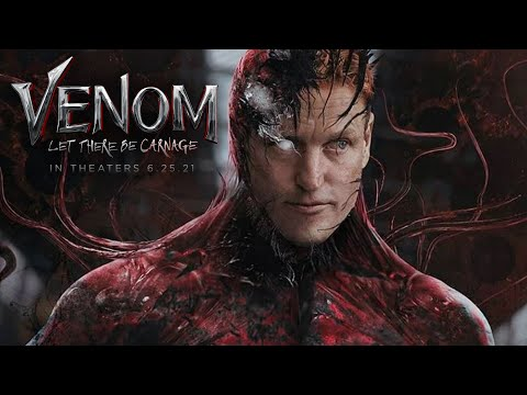 LEAKED VENOM 2 CARNAGE FIRST LOOK Official Carnage Concept Art