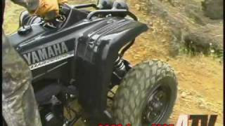 9. ATV Television - 2003 Yamaha Wolverine Quick Test
