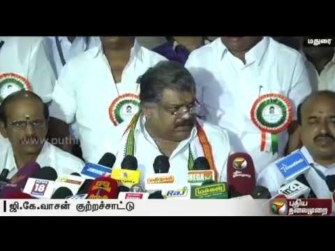 Demand-Central-govt-complacent-about-TN-fishermen-issue-GK-Vasan
