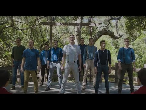 Homeward Bound | BYU Vocal Point ft. The All-American Boys Chorus