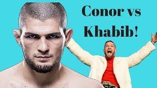 Video Warum Khabib gegen Conor McGregor verlieren wird! MP3, 3GP, MP4, WEBM, AVI, FLV Desember 2018