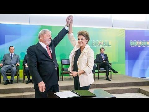 Βραζιλία: Δικαστήριο μπλοκάρει τον διορισμό του Λούλα ντα Σίλβα στην κυβέρνηση