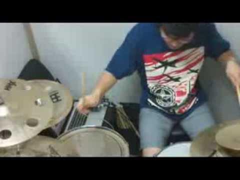 Ken Reynolds - La Buena Vida (Drum Cover)