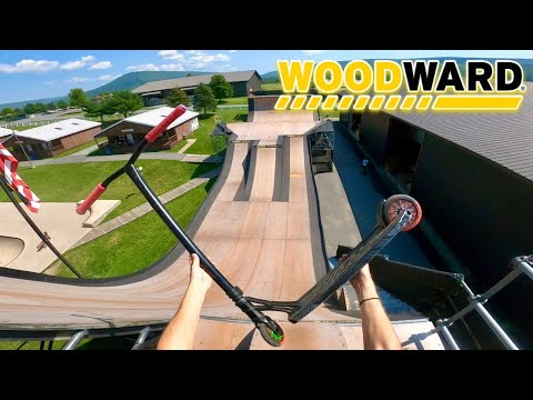 FULL WOODWARD CAMP 2021 SCOOTER TOUR!