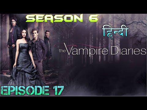 The Vampire Diaries Season 6 Episode 17 Explained Hindi  वैम्पायर डायरीज Prison world 1903 -kai plan