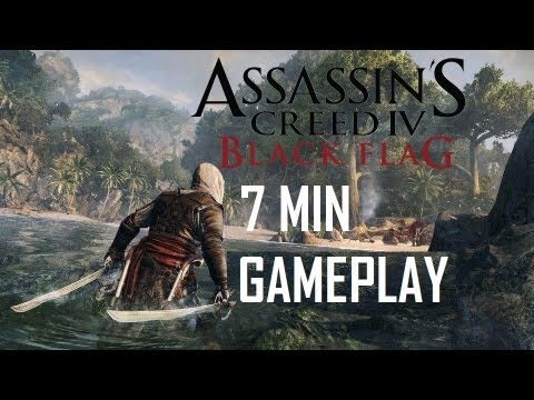 Assassin's Creed 4 Black Flag (CD-Key, Uplay, Россия и СНГ) Gameplay 2