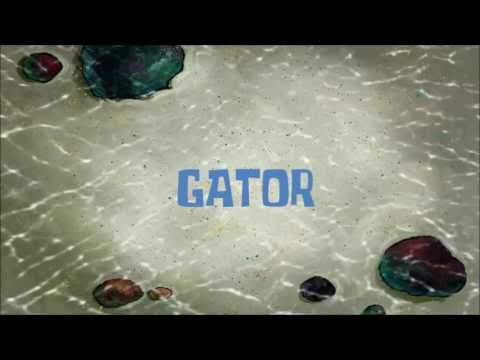 SpongeBob Music: Gator (1)