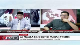 Video [FULL] Debat Panas Waketum Gerindra dengan Faizal Assegaf Soal Mahar Politik La Nyalla MP3, 3GP, MP4, WEBM, AVI, FLV Juni 2018
