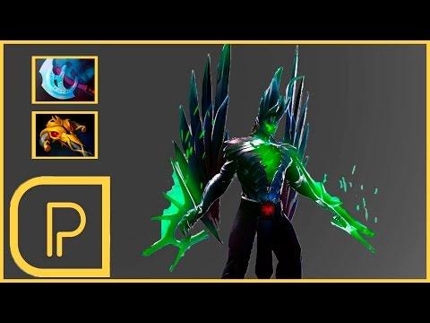 Purge's head Plays Terrorblade (7.06) (видео)