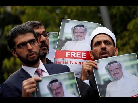 Washington Post journalist Jamal Khashoggi has disappeared. Will the U.S. take a stand?