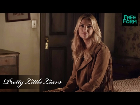 Pretty Little Liars | Season 6, Episode 20 Clip: Haleb Kiss  | Freeform