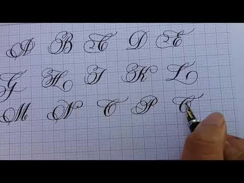 Video Cách viết chữ đẹp -  Bảng Chữ Hoa Sáng Tạo download in MP3, 3GP, MP4, WEBM, AVI, FLV January 2017