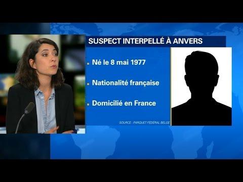 Belgique: qui est l'arabe arrêté ce jeudi à Anvers?