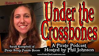 117 Sarah Kampbell of Pirate Booty Puzzle Room
