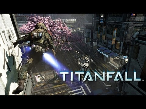 Titanfall: Official Angel City Gameplay Trailer видео