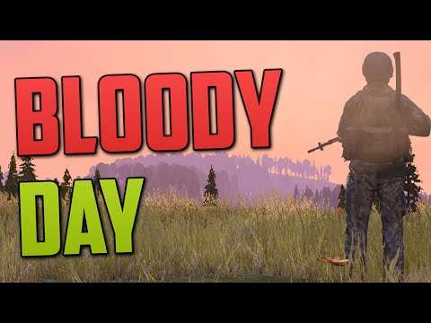 Bloody Day - DayZ Standalone #80 - Hardcore #2