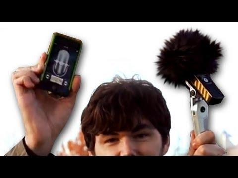 Microphone mini tripod снимок