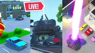 *NEW* Fortnite ZOMBIE RETAIL ROW UPDATE v10.10! MEGA MALL RIFT LIVE EVENT! (Fortnite Battle Royale)
