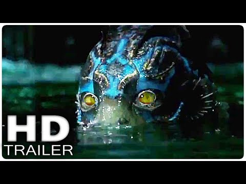 THE SHAPE OF WATER Trailer (2017) (видео)