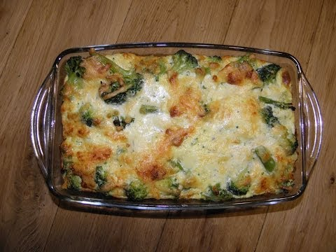 Вкусные рецепты из брокколи с фото