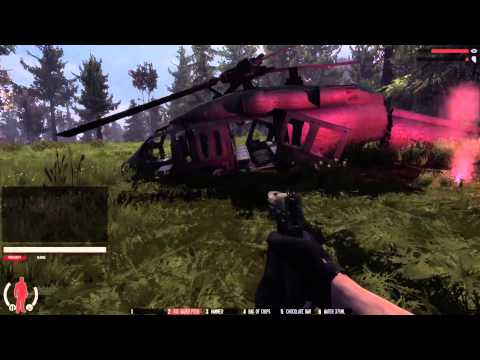Infestation- North East Military Chopper