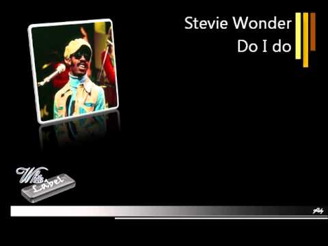 Stevie Wonder - Do I Do [AUDIO HD]