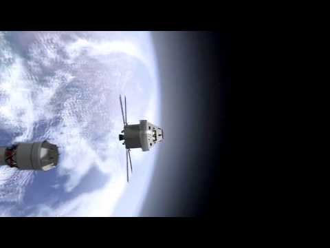 The First Look at NASA's Upcoming Orion Mission to the Moon – Video and Gallery