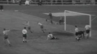 HAMRIN - against west germany 1958 Video